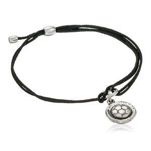 Alex and ani | Kindred cord Soccer lover bracelet